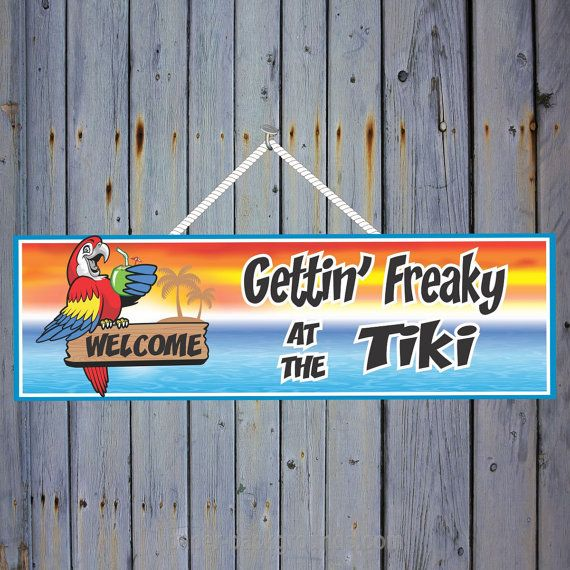 1000 Images About Funny Bar Signs For L5y On Pinterest: 1000+ Ideas About Tiki Bar Signs On Pinterest