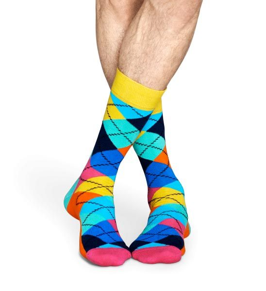 Colourful socks for men - why not?! :) #colourful #original #positive #socks