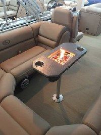 PONTOON FIRE PIT TABLE
