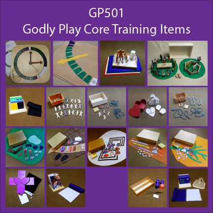 GP501-GODLY PLAY CORE TRAINING ITEMS                                                                                                                                                      More