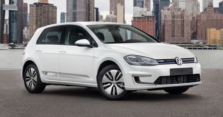 Longer-Range 2017 VW E-Golf Hits U.S. Market From $31,315, Before Incentives #Electric_Vehicles #New_Cars