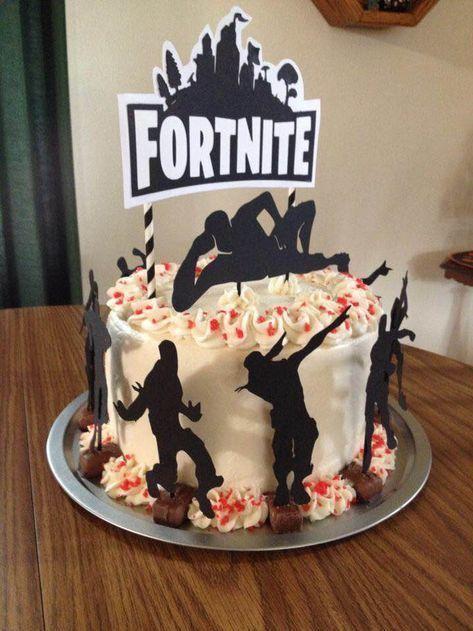 99 Fortnite Cake Ideas Fortnite Cake Fortnite Cake Ideas