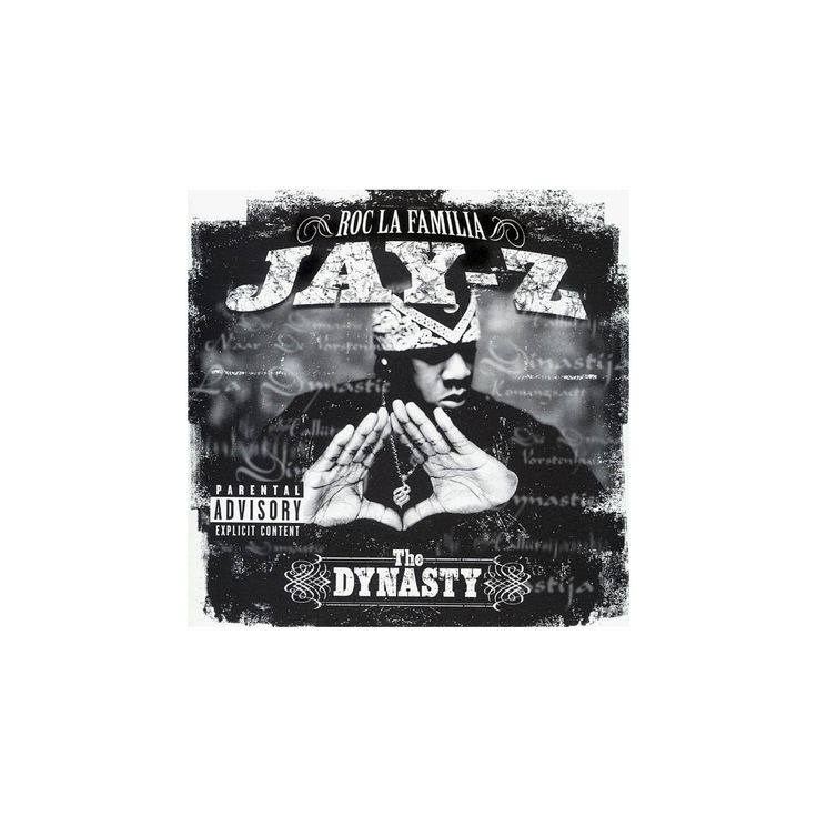Jay-Z - The Dynasty: Roc la Famila 2000 [Explicit Lyrics] (CD)