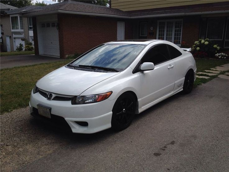 """Car - 2007 Honda Civic SI in BURLINGTON, ON  $8,000"""