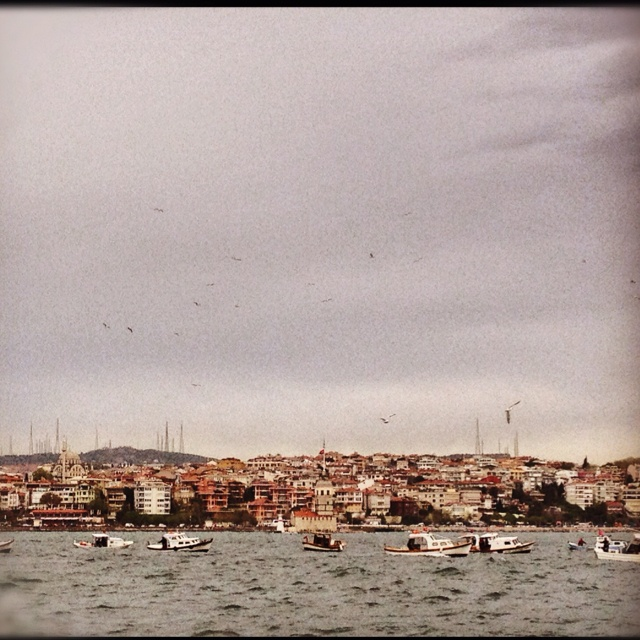İstanbul/Turkey ☺