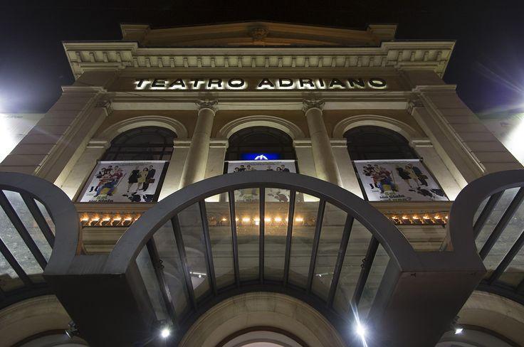 Il film è stato presentato in Anteprima al Cinema Adriano insieme al cast e al regista. Presenti anche 2W2M!