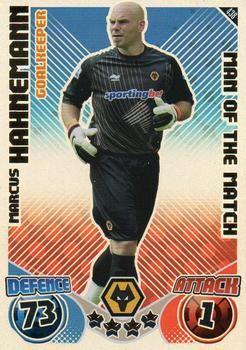 2010-11 Topps Premier League Match Attax #438 Marcus Hahnemann Front