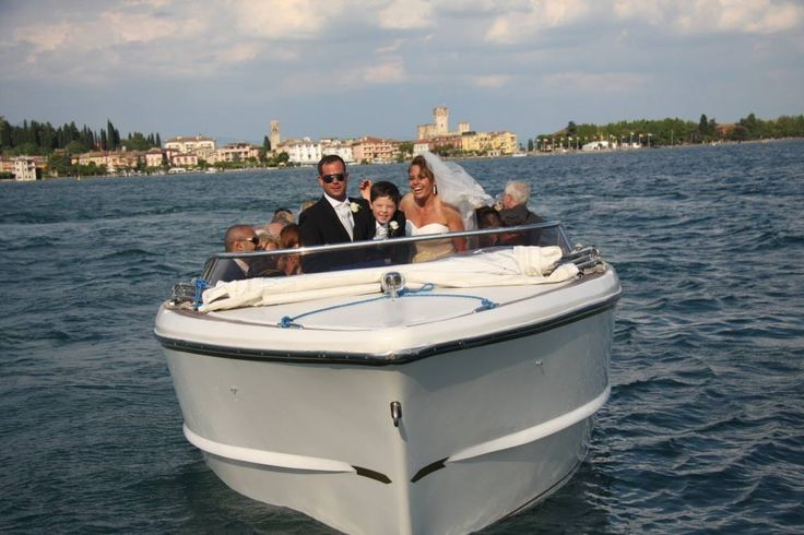 A boat trip around Sirmione always adds something fun and special to the day.