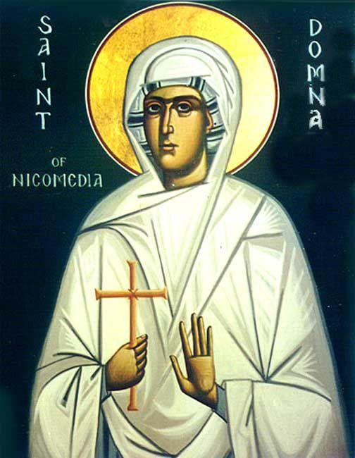 Martyr Domna - December 28