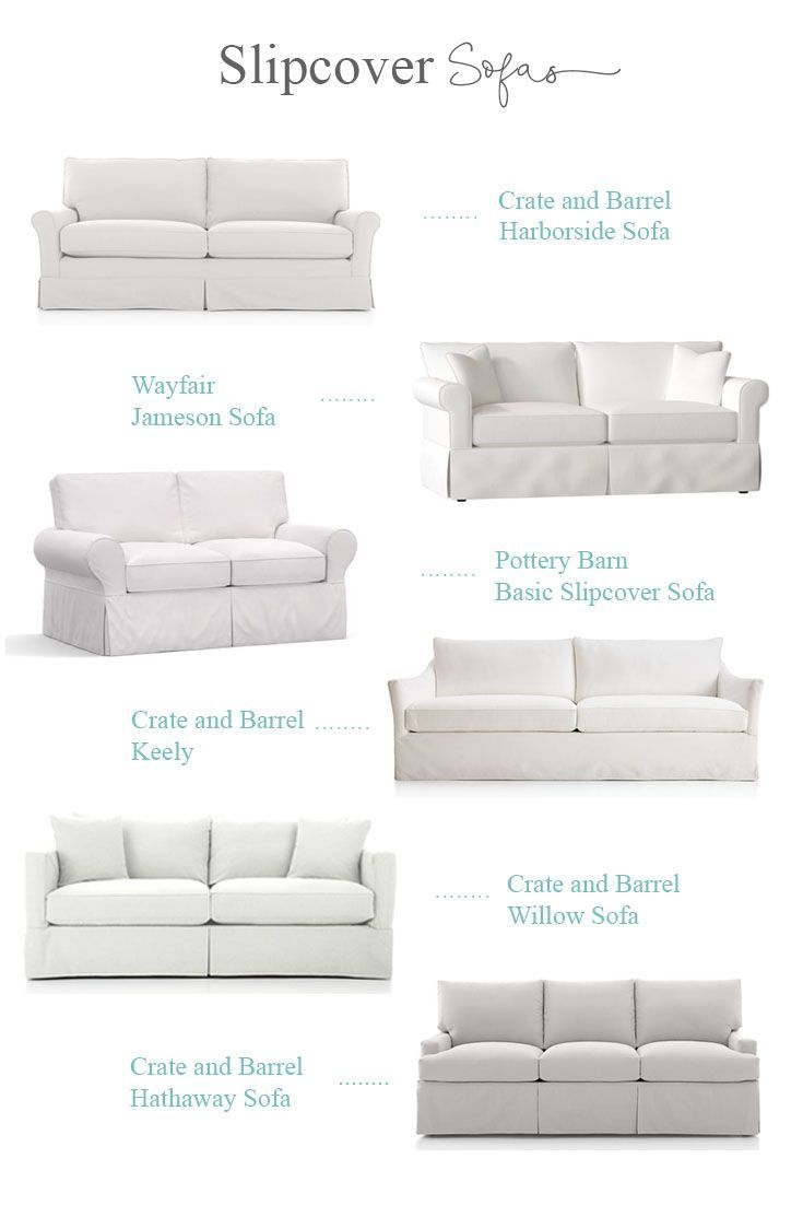 Crate And Barrel Makes A Great Sofa The Harborside Is A Well