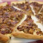 Recipe Box: Clam and Bacon Pizza I will use GF crust