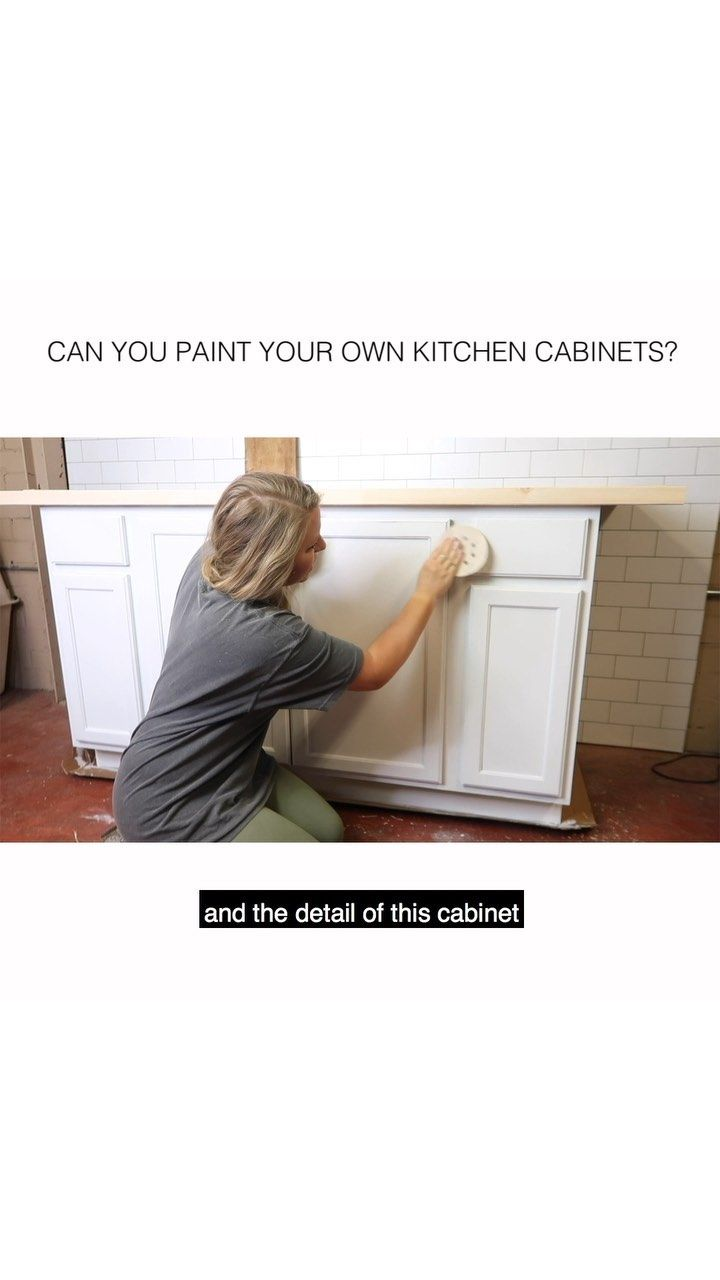 """Pin It on Instagram: """"No need to hire a painter! I'm going ..."""