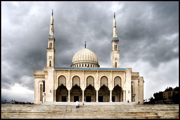 La Mosquée et l'Université Islamique Emir Abdelkader
