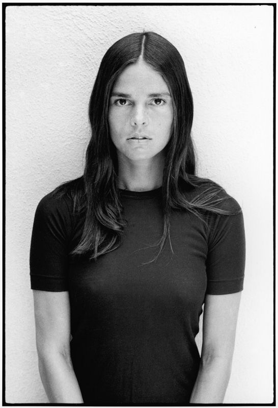 Ali MacGraw by William Claxton, 1971