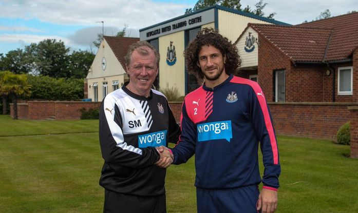 Fabricio Coloccini has signed a new contract at Newcastle United until the end of 2016/17. (Source: @NUFC)