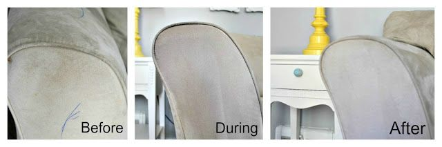 How to Clean Microfiber Furniture - 101 Days of Organization