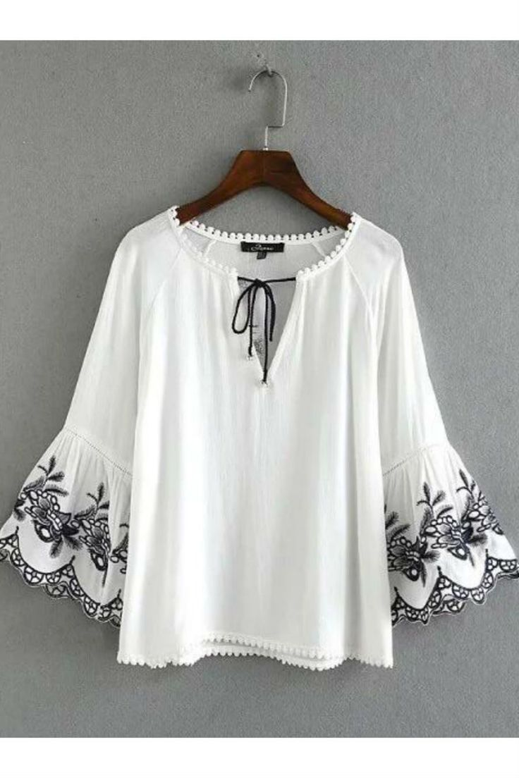 """This item is shipped in 48 hours, including the weekends. Material: Cotton blend Size S: Bust 36.22"""" - 92 cm; Length 20.47"""" - 52 cm; Sleeve 18.89"""" - 48 cm M: Bust 37.79"""" - 96 cm; Length 21.25"""" - 54 cm"""