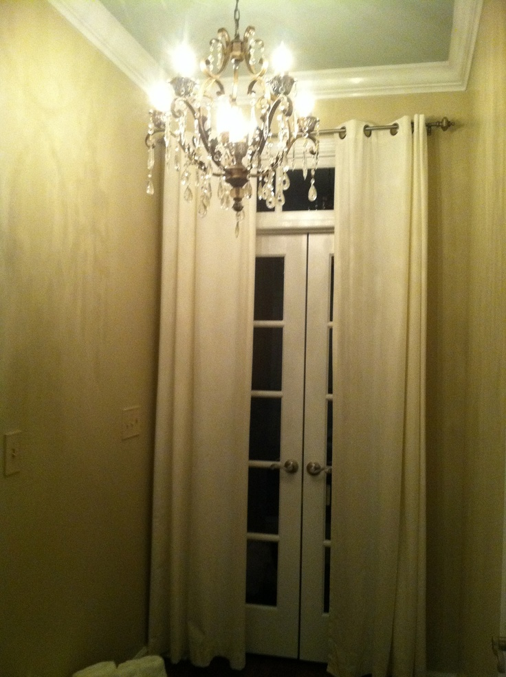 14 Best Patio Door Curtain Ideas Images On Pinterest