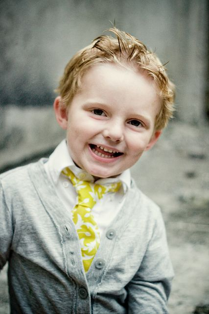 Must make ties!!! Ties + cardigans are so cute on little boys!