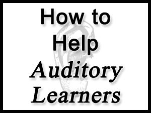 What percentage of teenagers are audio learners?