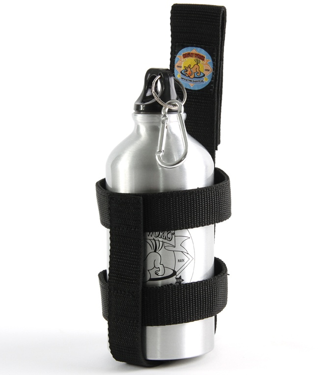 Water Bottle Belt: When You're Out For Adventure With Your Dog, The Safe And