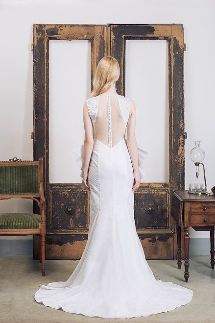 MAY TANG LONDON | Wedding Dress | Manderley