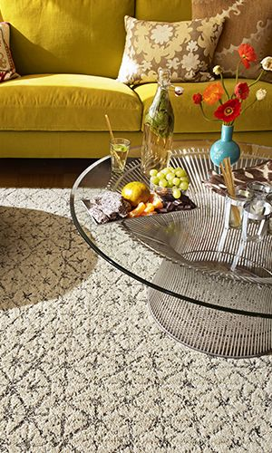 Choose A Neutral Rug So Your Statement Pieces Can Really Shine