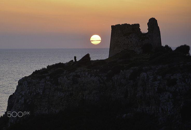 Torre Uluzzo, Porto Selvaggio. Nardò (LE)