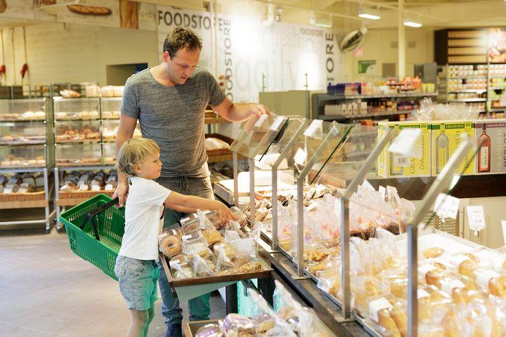 De Daily Foodstore is 7 dagen in de week geopend.