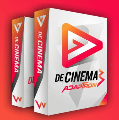 Decinema Adaptron By Agus Sakti is best collection package video templates with anamorphic cinematography techniques that helps you easily create professional high-quality videos & modern look  #decinema #decinemaadaptron #powerpoint #presentation #contentmarketing #videos #videotemplate