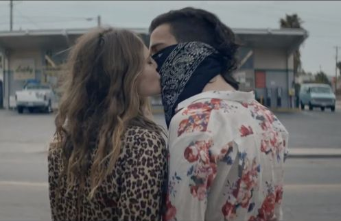 The 1975 // Robbers I fell in love with this song the first time I heard it, like majorly. It breaks my heart! And then the music video is just breath-taking. I love it.