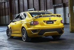 2013 Holden Commodore GTS HSV 25th Anniversary