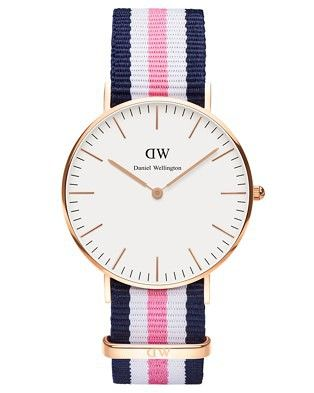get free NATO wristband with every watch purchase, plus 15%off with the coupon code FETENAMIR #danielwellington