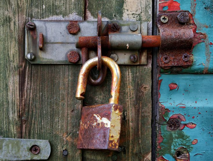 best rusty lock pictures Google Search Wd 40, Metal