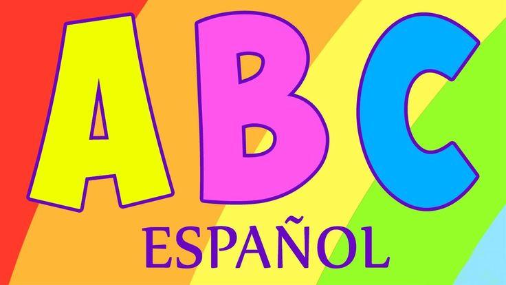 ABC Canción de las letras - Canciones Infantiles Canción para niños y les facilite aprender el abecedario