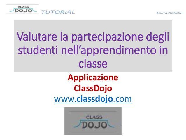 Class Dojo via slideshare