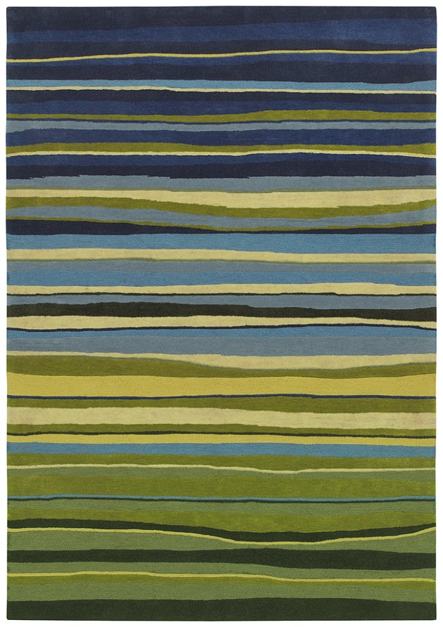 Area Rug By Shaw Floors In Style Candy Stripes Color Green Great Navy Trend Forward Combination I Ve Use Fabrics Wallpapers Rugs