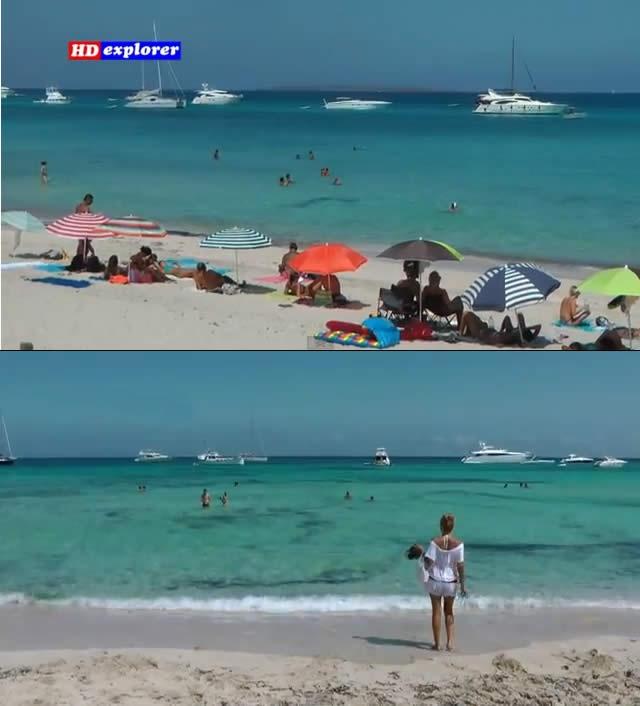 Formentera - Ilhas Baleares, Spain / Espanha. See more http://destinations-for-travelers.blogspot.com.br/2012/12/formentera-ilhas-baleares-espanha.html