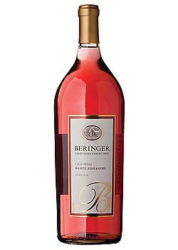 Beringer, White Zinfandel - Amazing wine