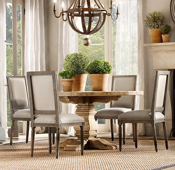 17 best ideas about restoration hardware dining chairs on for Restoration hardware outdoor dining