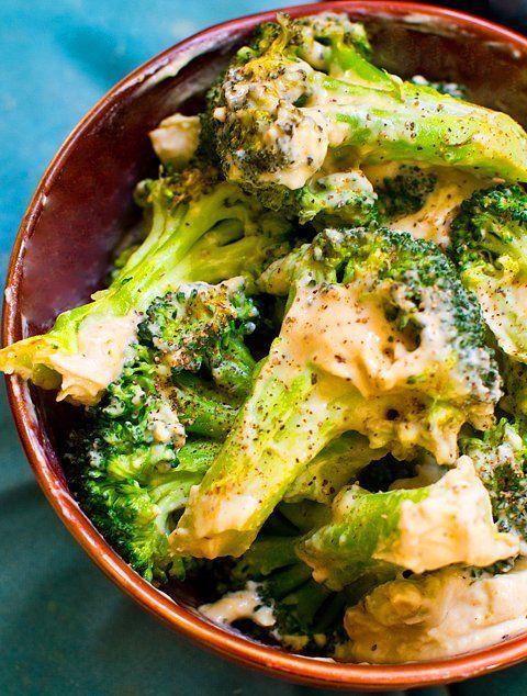 Limonlu borokoli yerine kremalısı et ve tavuklarla daha iyi gidiyor!