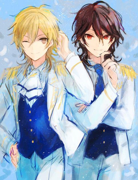 Kaoru & Rei   Ensemble Stars!