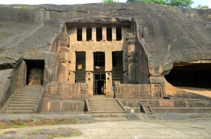 Private Half-Day Kanheri Caves Excursion from Mumbai Discover the wonders of Kanheri Caves on a half-day excursion tour from Mumbai, led by a professional guide. The exotic jungle of Sanjay Gandhi National Park in the outskirts of Mumbai hosts large basaltic outcrop. This basalt massif in contains 109 rock-cut Kanheri caves - more than 2000 years old Buddhist cells and shrines. The caves date back to 1st century BC and are believed to be one of the oldest cave formations of th...