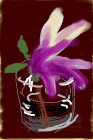 David Hockney- ipad art
