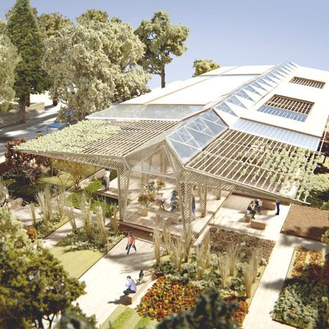 Norman Foster unveils Maggie's Centre for home town of Manchester
