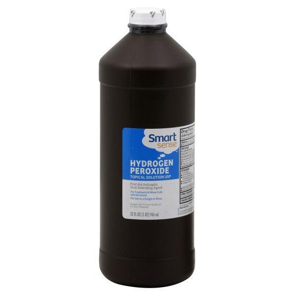 Agua oxigenada: un aliado en la limpieza de tu casa