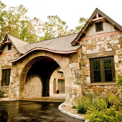 25 best images about porte cochere on pinterest the roof for House plans with portico garage