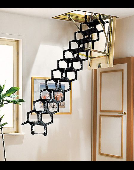 Fabulous Les 25 meilleures idées de la catégorie Escalier escamotable sur  AD71
