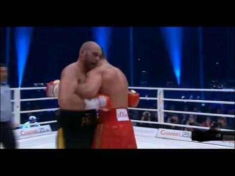 Tyson Fury vs Wladimir Klitschko Review Not Full Fight