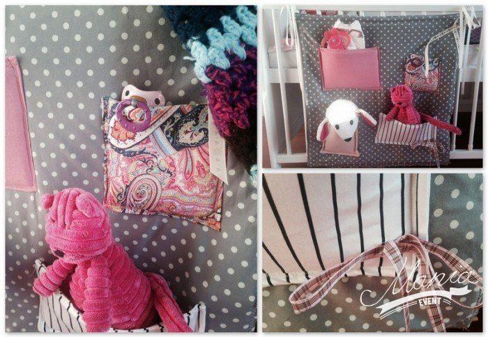 Jak zrobić piękny organizer do pokoju dziecka? www.dorotaszelogowska.pl